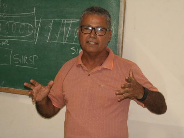 Presidente do PROS em Feira, Carlinhos Mocotó está internado com covid-19