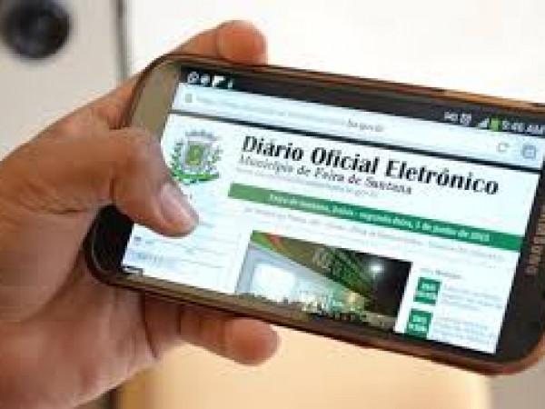 Guardas municipais são exonerados, a pedido, da Prefeitura de Feira; sábado (24) com várias dispensas
