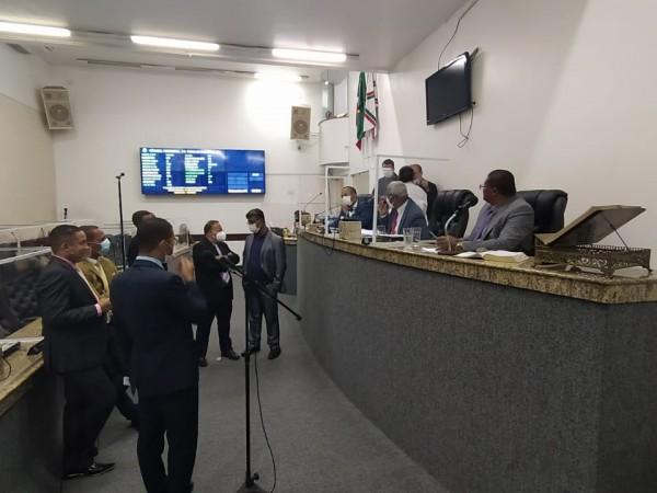 CPI das Cestas Básicas: Paulão sabatinado por colegas; secretário Pablo Roberto é convocado
