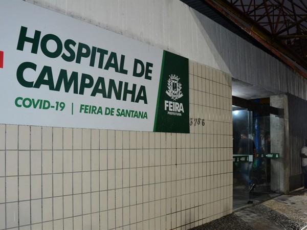 Licitação do Hospital de Campanha concluída; S3 permanece e vai aumentar leitos na UTI