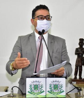 Elias Tergilene desperta antipatia até do líder do governo na Câmara de Vereadores
