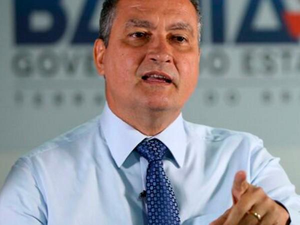 Rui Costa desabafa e mostra indignação contra Bolsonaro e a Anvisa